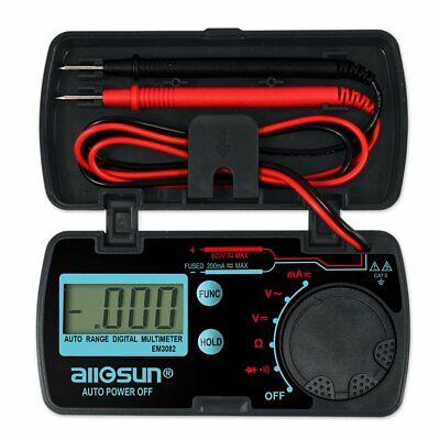 Digital Multimeter 3 12 1999 T Acdc Ammeter Voltmeter Ohm Meter Voltage Meter