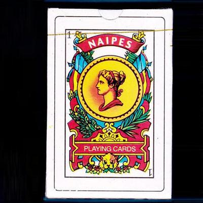 1 Puerto Rico Spanish Playing Cards 50 Baraja Espanola Briscas Naipes Tarot Deck