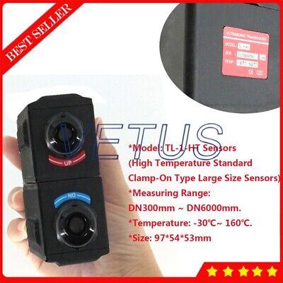 Large Size High Temp Ultrasonic Flow Meter Transducer Probe Sensor Tl-1-ht