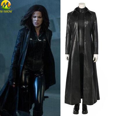 Underworld Vampire Halloween Costume (Selene Cosplay Costume Underworld Blood Wars Vampire Cosplay Selene Leather)