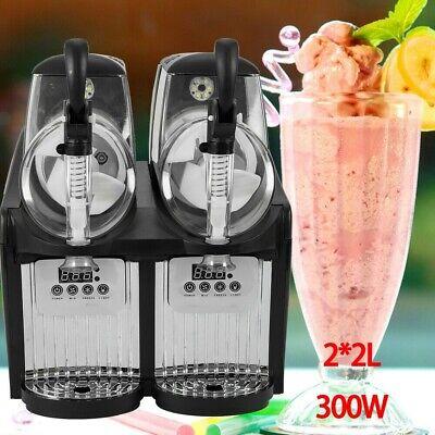 Frozen Drink Slush Slushy Making Machine Juice Smoothie Maker 2 - 2l