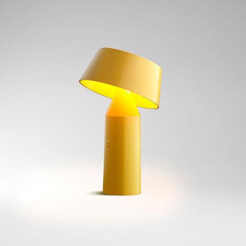 Marset Bicoca Portable LED Table Lamp in Yellow