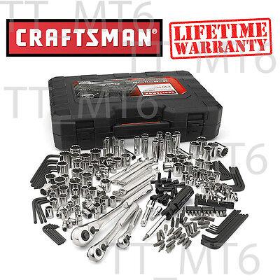 Craftsman 230-Harmonious White Accomplish Rod Metric Mechanics Weapon Set 230 pc #165