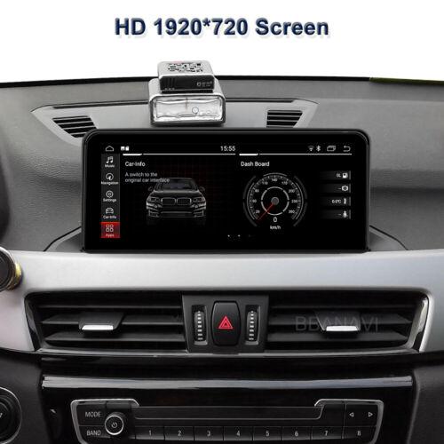 Android10.25 Screen 1920HD Car Multimedia GPS Navigation BMW X1 F48 Carplay