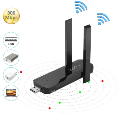 300m Portable Wireless Wifi Range Extender Signal Booster For Home Travel Ac1160