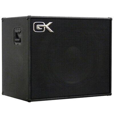 "Gallien Krueger CX 115 300W 15"" 8 Ohm Passive Bass Guitar Amplifier Cabinet"