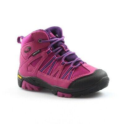 Brütting OHIO HIGH Mädchen Kinderschuhe Wanderschuhe Stiefel Outdoor - Kinder Schuh Stiefel
