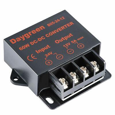Dc Dc Converter 24v Down To 12v Volt Voltage 5a Buck Module Reducer Regulator