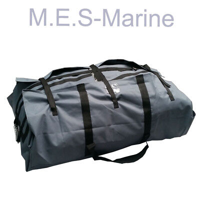 HEAVY DUTY REPLACEMENT INFLATABLE BOAT STORAGE CARRY BAG ALL BRANDS 3.6m 3.8m