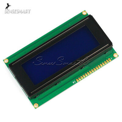 3.3v 2004 Lcd 20x4 Character Blue Display Module Wtutorialhd44780 Controller