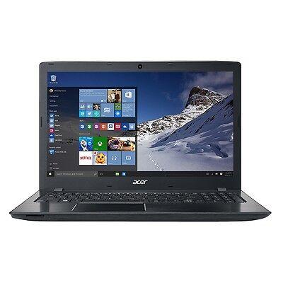 Acer Aspire E5-575-5493 7th Gen Core i5-7200u 2.5GHz 4GB RAM 1TB HD Win10 Laptop