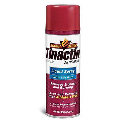 - Tinactin Athlete's Foot Liquid Spray Antifungal - 5.3 oz