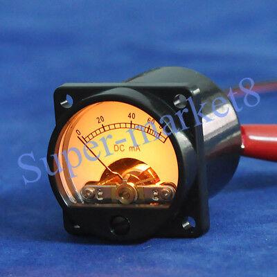 100ma Panel Meter Warm Light Tube Amplifier 300b 845