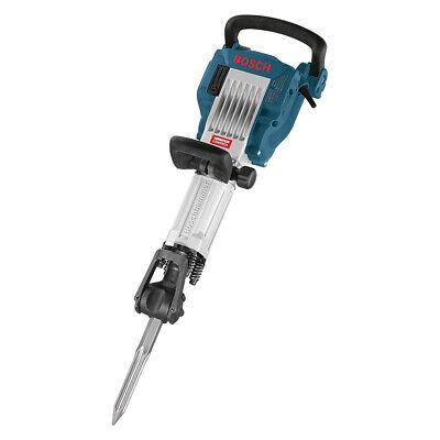 Bosch 11335k Vibration Control 120v Jack Hammer Kit With Wheeled Carrying Case