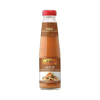 Lee Kum Kee Peanut Flavored Sauce 7 oz ( Pack of 3 ) Peanut Flavored Sauce