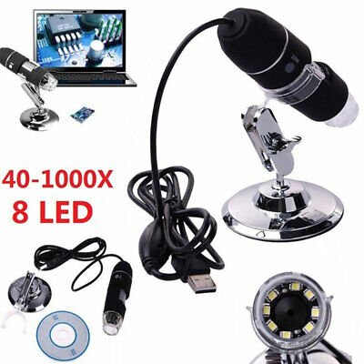 30 Off 1000x Zoom 1080p Microscope Camera - You Can Use It On Electronic
