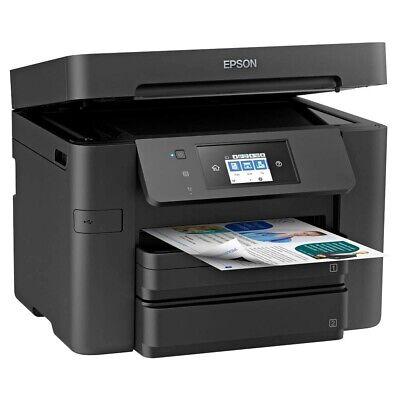 EPSON WorkForce Pro WF-4730DTWF Tintenstrahl-Multifunktionsdrucker 4in1 Neu/OVP