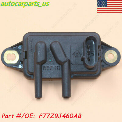 EGR Pressure Feedback Sensor For Ford Mercury Lincoln Mazda Truck F77Z9J460AB US