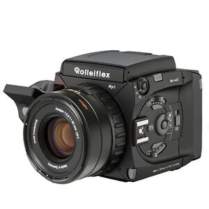 New-Rolleiflex-Hy6-mod2-Digital-Medium-Format-Camera-with-Lens-and-Battery