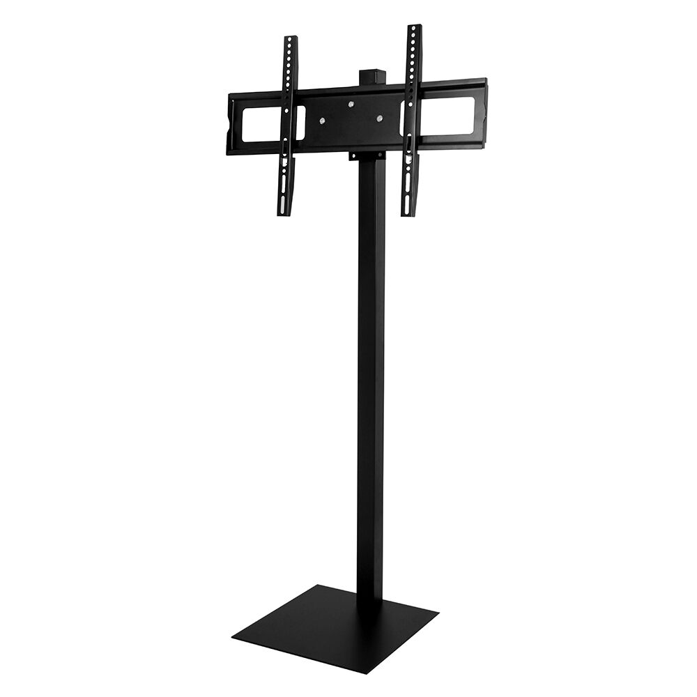 1 3m floor standing 32 65 led plasma lcd tilt swivel tv stand mount bracket ebay. Black Bedroom Furniture Sets. Home Design Ideas