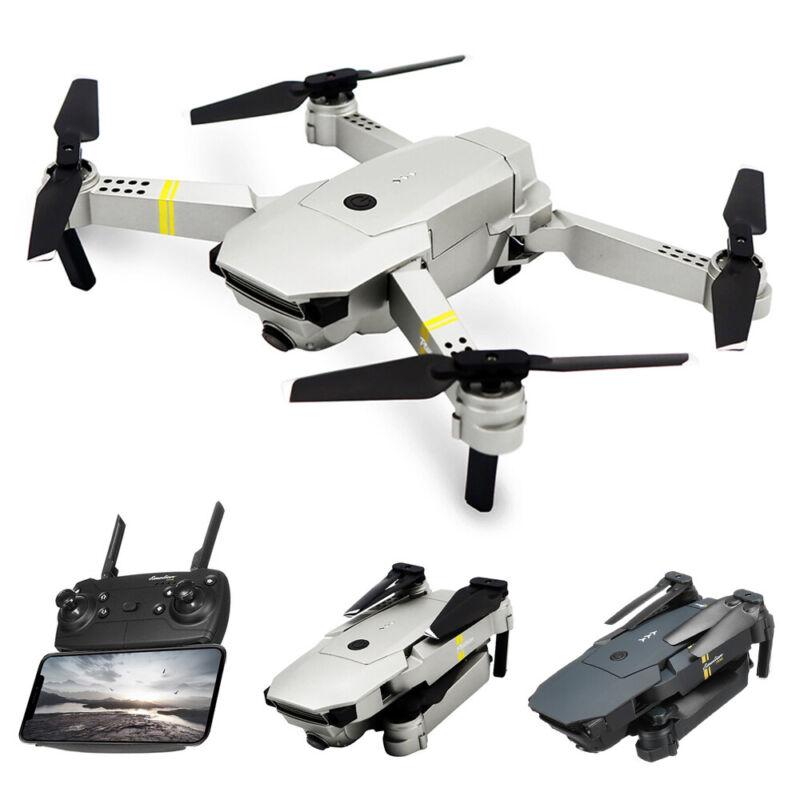 Faltbar FPV Drohne mit 1080P HD Kamera Selfie Quadrocopter Drone 3 Ebene