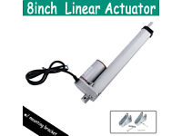 """2/""""-18/"""" Inch Stroke Linear Actuator 900N//225lbs Pound Max Lift 12V Volt DC Motor"""