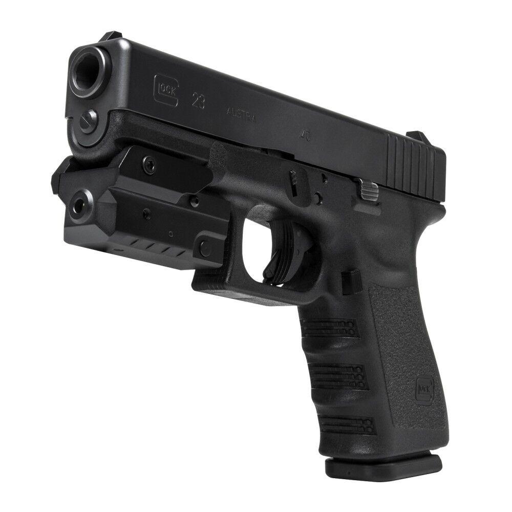 NcStar VAPRLSMCG Compact Adjustable Rifle Pistol Green