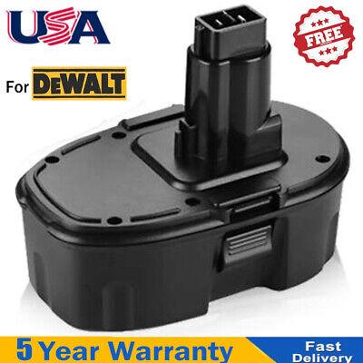 Extended Battery Bat - 18VOLT FOR DeWALT DC9096 DE9053 DW9098 DC9096-2 18V Extended 2.0Ah XRP Ni-CD BAT