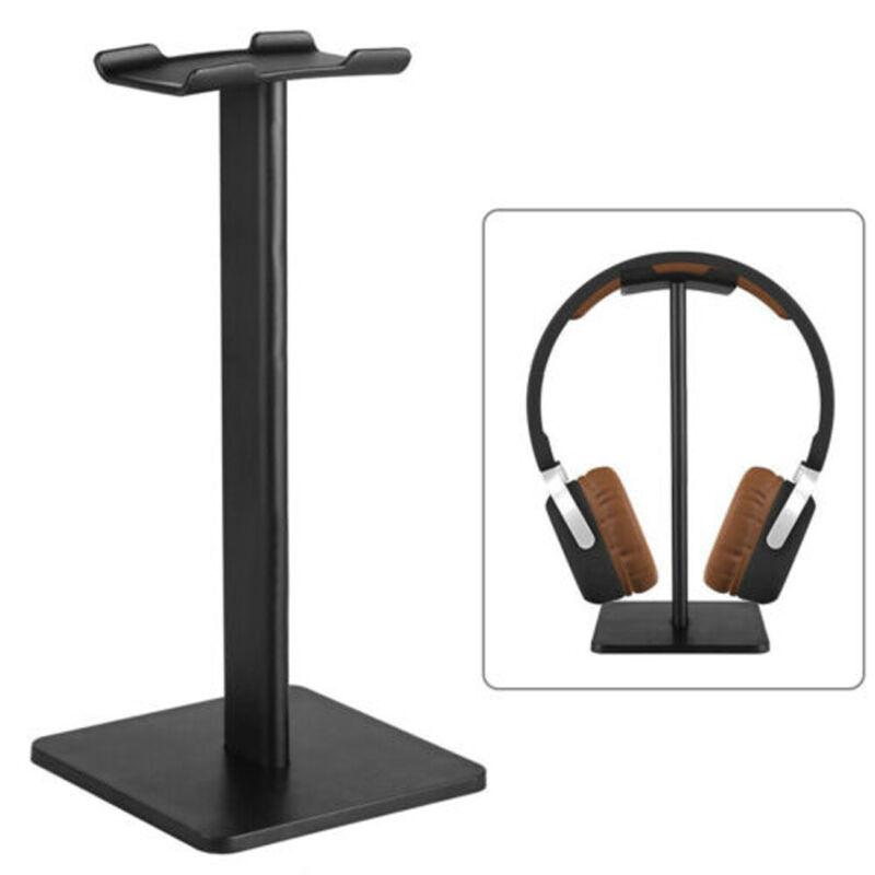 Universal Aluminum Earphone Headset Hanger Holder Headphone Desk Display Stand S
