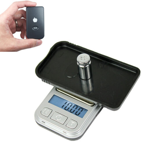 100g x 0.01g Horizon Digital Pocket Scale Ultra mini Precision Scale