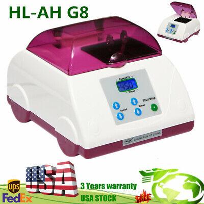 Dental Electric Lcd Display High Speed Amalgamator Amalgam Capsule Mixer Blender