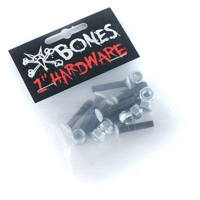 "Bones Hardware Vato Skateboard Bolts Phillips Head 1"" Free Delivery Skate Sk8"