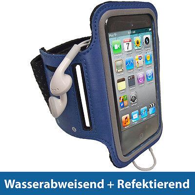 Blau Sport Armband für iPod Touch 2G 3G 4G 2/3/4te Gen Jogging Fitness Tasche Ipod 4g Armband