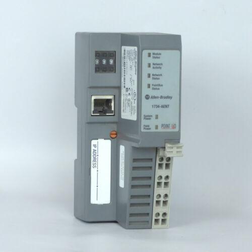 Allen Bradley 1734-AENT/C  Ethernet Remote IO Controller - Factory Sealed