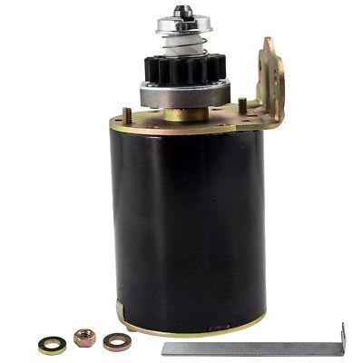 16 Ps Motoren (Anlasser Starter für Briggs&Stratton 11-16 PS Neuteil 16 Zähne 190452 222413 Top)