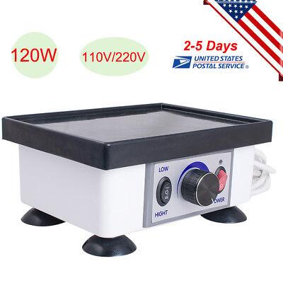 110v Dental Square Vibrator Vibrating Oscillator Lab Equipment Jt-51b 120w Usa