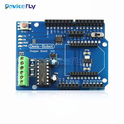 Wireless XBee Stepper Proto Motor Controller Shield L293D for Arduino UNO R3