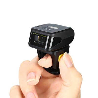 Eyoyo Wearable 1d Wireless Ring Barcode Scanner Mini Finger Bar Code Reader Usa