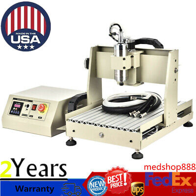 4axis Cnc 3040 Router Engraver Woodworking Milling Drilling Engraving Machine