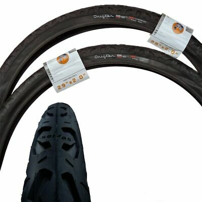 Serfas CTR Drifter City 29x2.0 Bicycle Tires Combo-2 Pack-MT