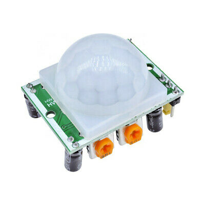 New Hc-sr501 Infrared Pir Motion Sensor Module Raspberry Pi For Arduino