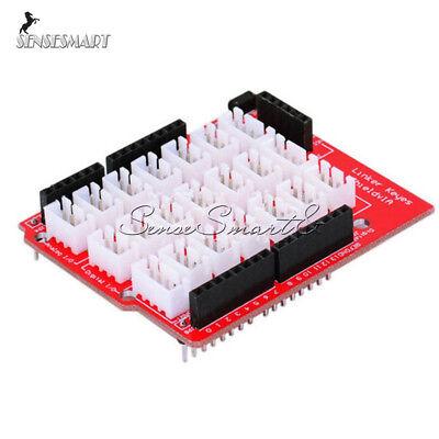 Arduino Uno Io Original Sensor Keyes Shield Funduino Duemilanove Flux