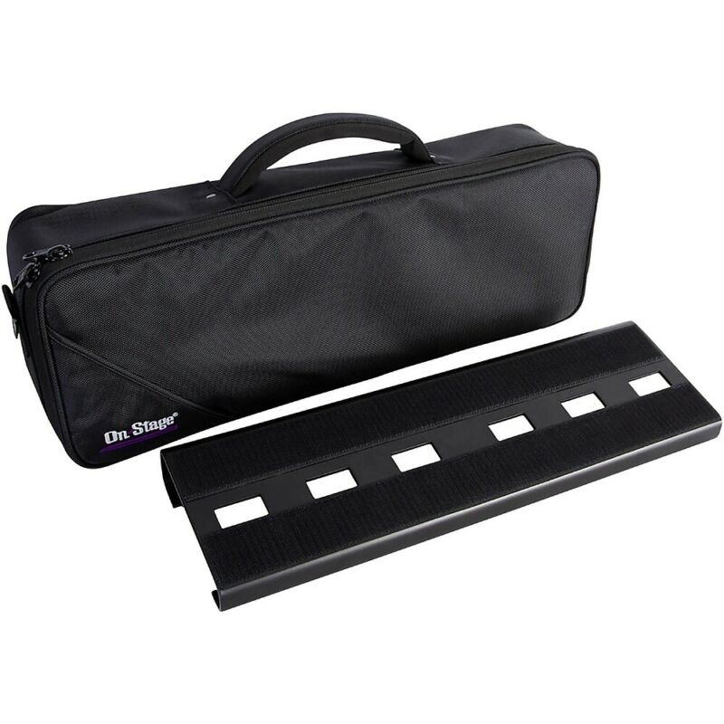 On-Stage Stands GPB2000 Compact Pedal Board