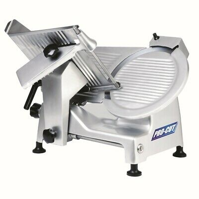 Pro-cut Kds-12 Meat Slicer Manual 45 Angled Gravity Feed