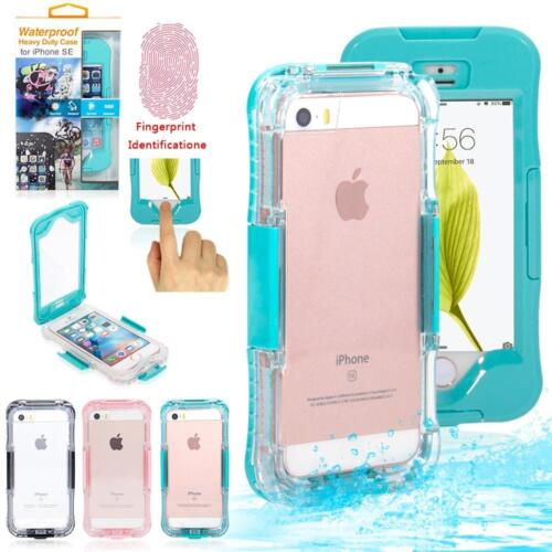 Waterproof Shockproof Dust Dirt Proof Case Full Cover For Apple iPhone 7 6S Plus