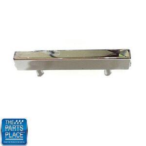 1970-72 Skylark / GS Shifter Chrome Plastic Pull Up Bar For Console
