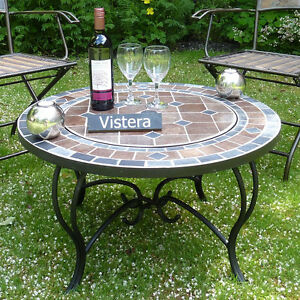 Merveilleux FUNCHAL MOSAIC FIRE PIT TABLE *** AMAZON PRICE SMASH ***