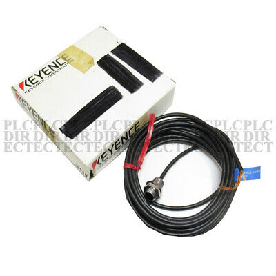 New Keyence Ex-110 Fiber Optic Sensor