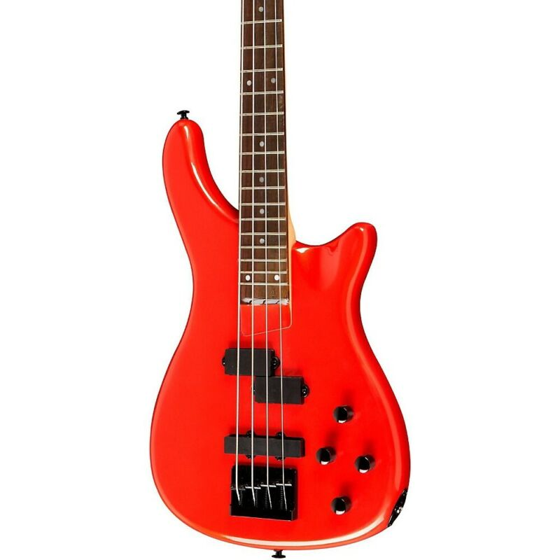 Rogue LX200B Series III Electric Bass Guitar Candy Apple Red