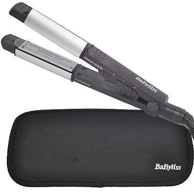 BaByliss Glätteisen Haarglätter ST71PE I-Curl Pro 230 Curler